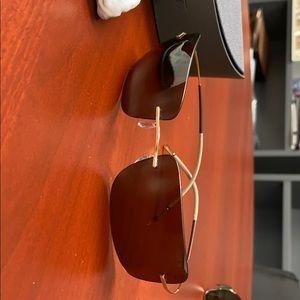 Silhouette polarized sunglasses